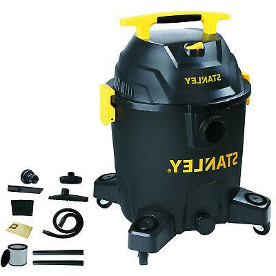 Wet Dry Vac Stanley 10 Gallon 6 Peak HP Vacuum Cleaner Porta