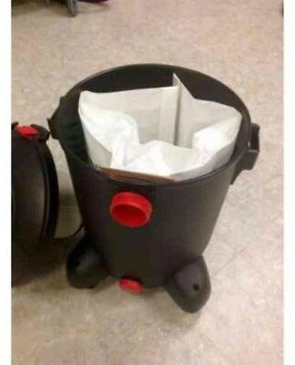 Vacuum Dust Bag Collector 10 14 Vac Wet Dry Dirt