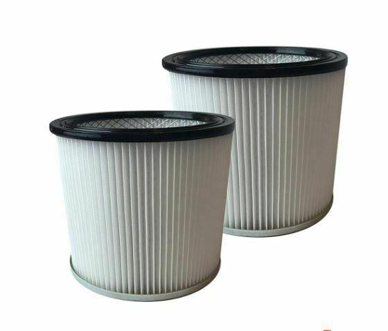 vacuum filters compatible with shop vac vacuums