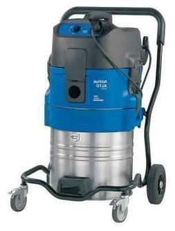 "NILFISK M60004 Contractor Built-In Pump Shop Vacuum, 1-1/2"""