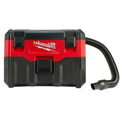 Milwaukee M18 18-Volt Lithium-Ion Portable Vac Wet Dry Shop