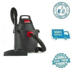 New 7pc Vacuum Cleaner 3 Gallon 3.0 Peak HP Wet Dry Lightwei