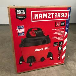New Sealed Shop Vac CRAFTSMAN 16 Gallon 5 HP Wet Dry Shop Va