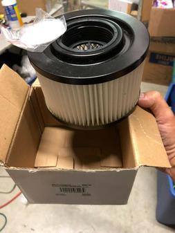 New Wet/Dry Ridgid HEPA Media Shop-Vac Filter for VF1500 Ash