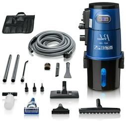 Prolux Professional Shop Blue Wall Mounted Garage Vac Wet Dr