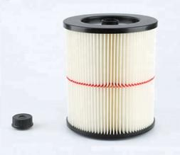 Replacement Cartridge Filter for Shop Vac Craftsman 9-17816