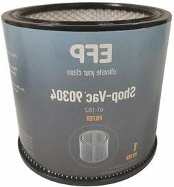 EFP Replacement Shop Vac Filter 90304, 9030400 Wet/Dry Vacuu