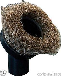 "MN205 Round Horse Hair Brush 1-1/4"" ID Vacuum Wet/Dry Shop V"