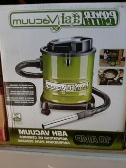 SALE!! POWERSMITH ASH AND SHOP VAC WITH 3 GAL METAL CANISTER