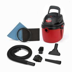 Shop-Vac 2030138 1.5-Gallon 2.0 Peak HP Wet Dry Vacuum, Smal