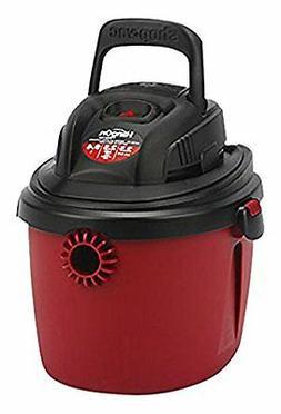 Shop-Vac 2036000 2.5-Gallon 2.5 Peak HP Wet Dry Vacuum, Smal