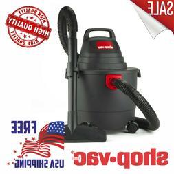 Shop-Vac 3 Gallon 3.0 Peak HP Wet/Dry Vac 5010327 Lightweigh