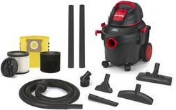 Shop-Vac 4-Gallon 5.5-HP Wet/Dry Home Garage Shop Vacuum-Cle