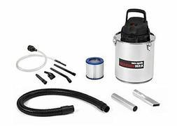 Shop-Vac 4041300 18.9 L/5 Gallon Ash Vacuum, Stainless Steel