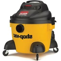 Shop-Vac 6 Gallon 3.0 Peak HP Contractor Wet Dry Vacuum 9653