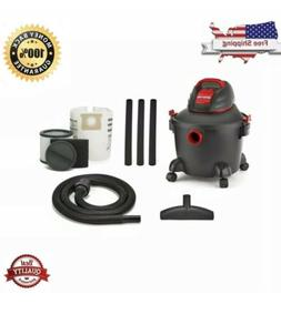 Shop-Vac 6-Gallon 3.5-HP Wet Dry Shop Vacuum Fast Free Shipp