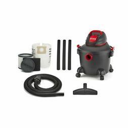 Shop-Vac 6-Gallon 3.5-HP Wet/Dry Home Garage Shop Vacuum Cle