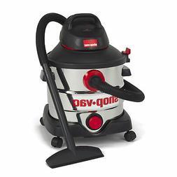 Shop Vac Stainless Steel 8 Gallon 6 HP Wet Dry Vacuum Floor