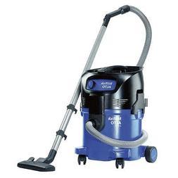 NILFISK Shop Vacuum,8 gal.,Plastic,113 cfm, 302004229