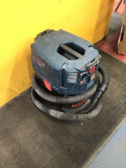 Used Bosh Shop Vacuum VAC090A , Indoor Or Outdoor. HEPA Filt