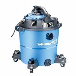 Vacmaster, VBV1210, 12 Gallon 5 Peak HP Wet/Dry Shop Vacuum