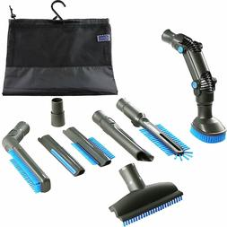 vacuum attachment accessories kit 8 piece