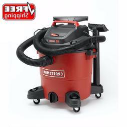 Craftsman Wet Dry Vac 9 Gallon Vacuum Cleaner 4 Peak HP Port