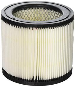 Craftsman 9-38752 Wet/Dry Vacuum Replacement Filter, Wall